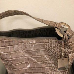 Handbags - Furla croc